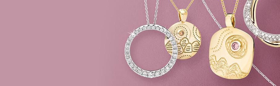 Necklaces Online Perth Australia Nina S Jewellery