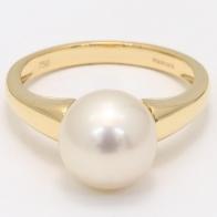 Mahina White South Sea Pearl Ring