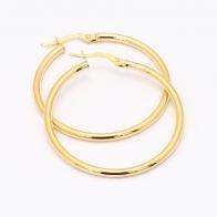 Emersyn 30mm Classic Hoop Earrings