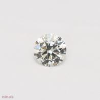 0.40 Carat Brilliant Round Cut GIA Certified White Diamond