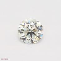 1.00 Carat Brilliant Round Cut GIA Certified White Diamond