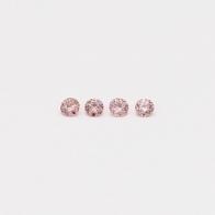 0.06 Total carat parcel of Argyle pink diamonds