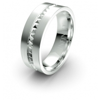 Dante Studded Elements Infinity Mens Ring