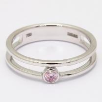 Rialto Argyle Pink Diamond Ring