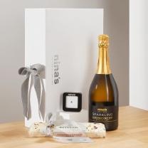 Ninas Sparkling Champagne Diamond Gift Box