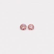 0.06 Carat pair of Argyle pink diamonds