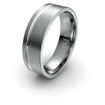 Debonair Infinity Ring