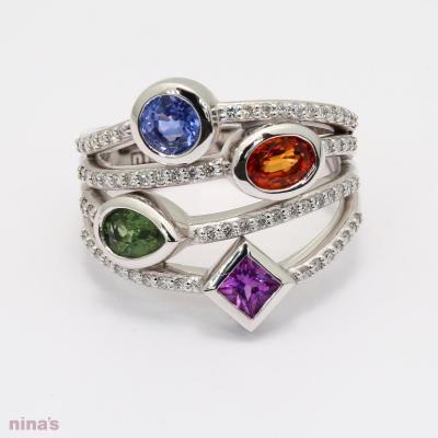 Redesigned Custom Ring
