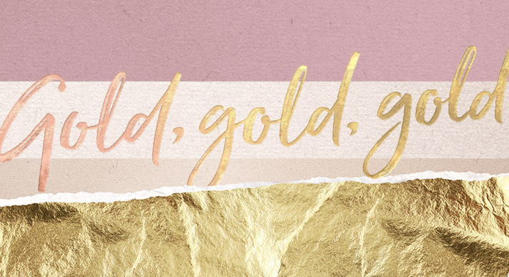 Nina's guide to gold jewellery - quality, strength, & type