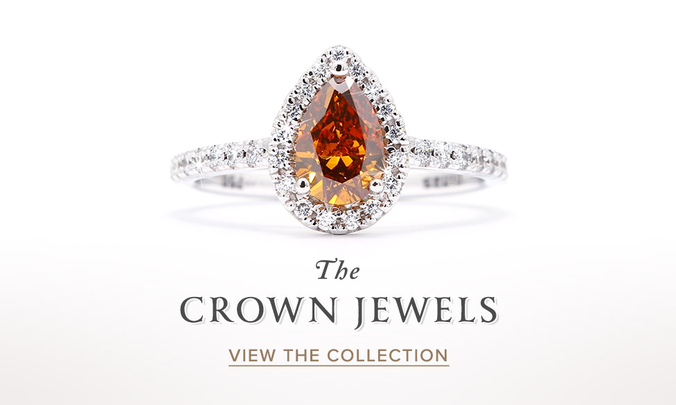Standout GIA Certfied and Argyle Crown Jewel diamond rings online.