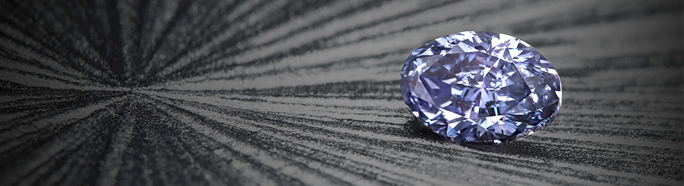 Nina's guide for buying blue diamonds