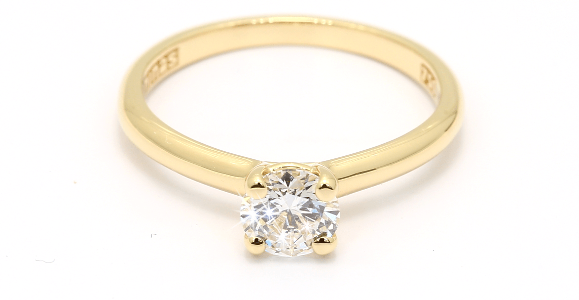 The Solitaire | Engagement ring trends | Nina's Jewellery