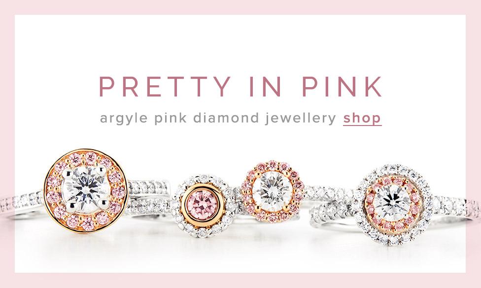 Argyle Pink Diamond Jewellery | Nina's Jewellery