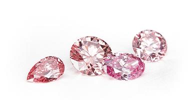 Nina's Jewellery are Argyle Pink Diamond experts
