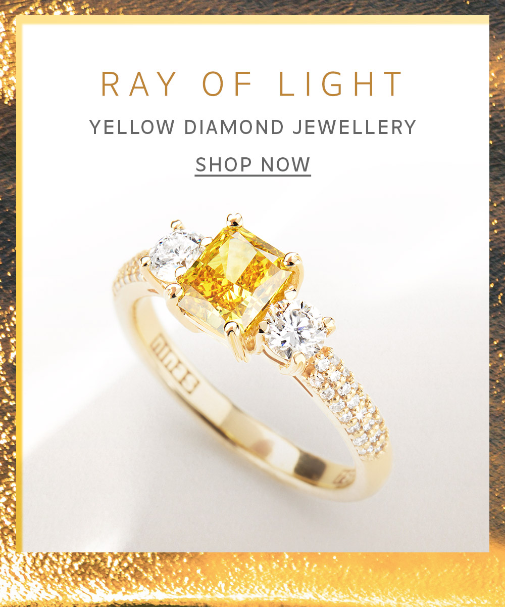 Yellow Diamond Jewellery - Nina's Jewellery