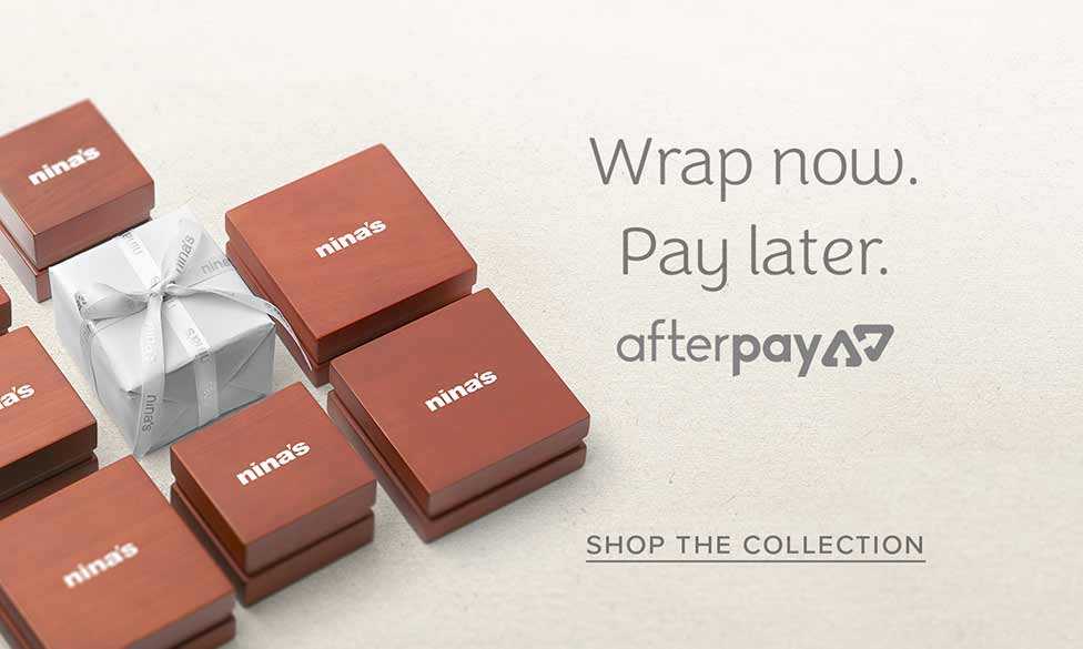 Wrap now, pay later with Nina's Afterpay service