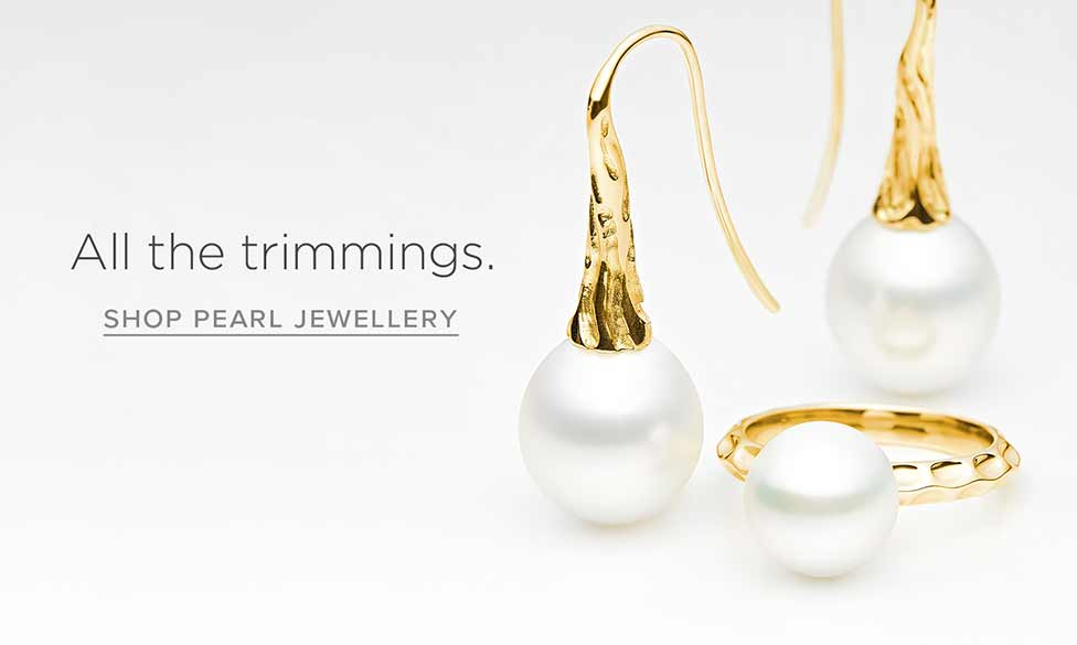 Pearl Jewellery made from natural Australian South Sea Pearls