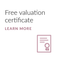 Free Valuation Certificate