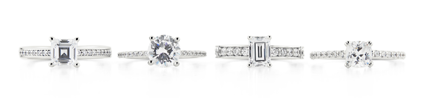 Diamond shapes and cuts: how to identify the perfect diamond