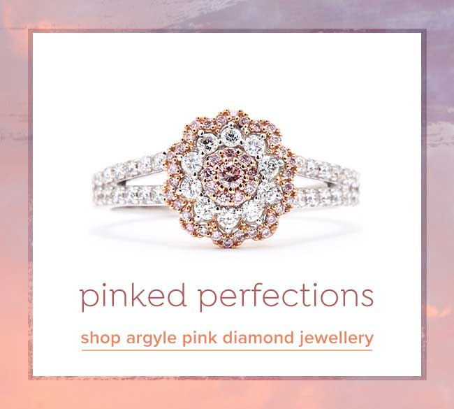 Shop Argyle pink diamond jewellery | Nina's Jewellery
