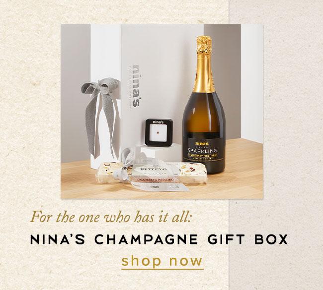 Nina's Champagne Gift Box