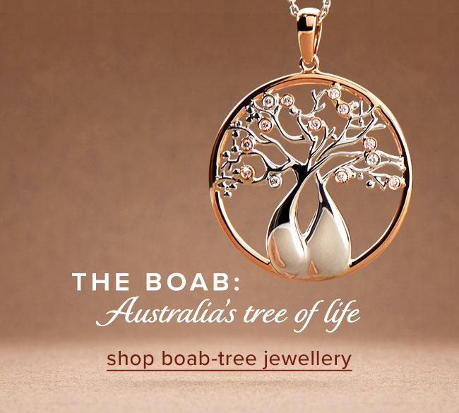 Boab Tree Jewellery
