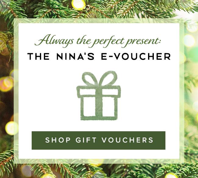 Nina's Champagne Gift Voucher