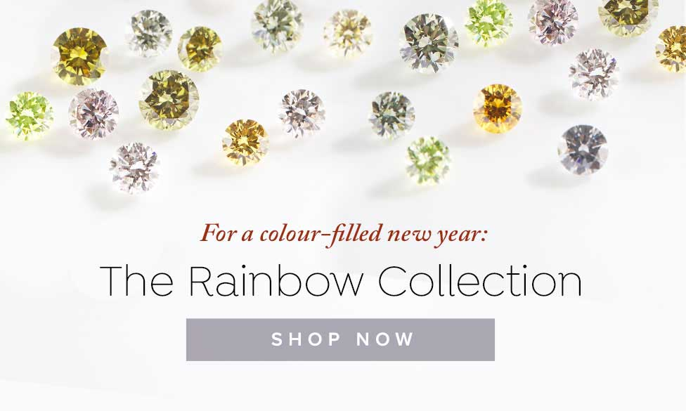 Natural coloured diamonds | Nina's Jewellery