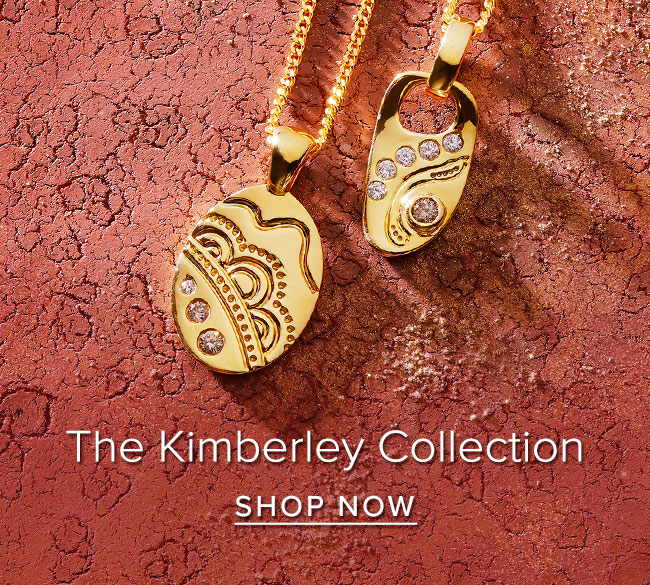 The Kimberley Collection | Fine diamond jewellery inspired by Western Australia | Nina's Jewellery
