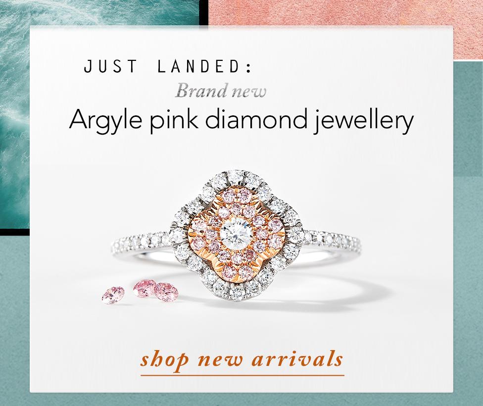 Argyle Pink Diamond Jewellery   The last pink diamonds