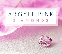 Argyle Pink Diamonds from a Select Atelier